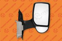 Right short arm manual mirror Ford Transit 2000-2013 Trateo