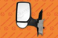 Short arm electric mirror left Ford Transit 2000-2013 Trateo