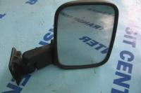 Right mirror manual short arm Ford Transit 1986-1994