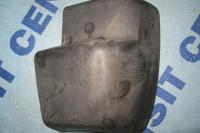 Right rear bumper corner Ford Transit 1986-1994