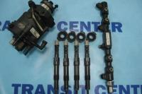 Pump + injectors Ford Transit 2.4TDCI 135ps 2003-2006