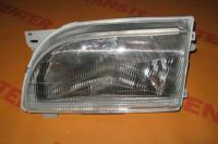 Left headlamp Ford Transit 1991-2000 eu