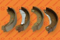 Brake shoe set 16'' BSG Ford Transit 2000-2006