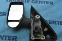 Short arm electric mirror left Ford Transit 2000-2013