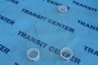 Front left door triangle glass Ford Transit 1986-2000