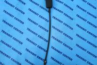 Front left seat belt latch Ford Transit 2000-2013