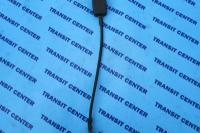 Front right seat belt latch Ford Transit 2000-2013