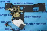 Right sliding door central lock mechanism transit 1986-2000
