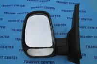 Left mirror manual short arm Ford Transit 1994-2000