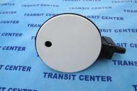 Fuel filler flap Ford Transit Connect 2002, white.