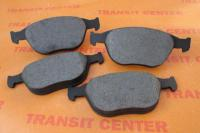 Brake pads Ford Transit Connect, front.