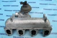Intake manifold Ford Transit Connect 2002, with EGR valve