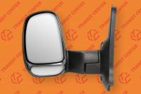 Mirror left Ford Transit 1994 left long arm manual