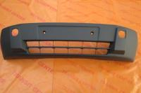 Front bumper Ford Transit Connect 2002 version without halogens