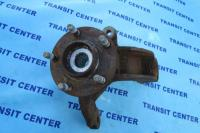 Front left spindle with hub Ford Transit Connect, without ABS