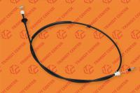 Bonnet lock cable Ford Transit 1986 LHD