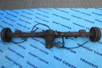 "Rear axle Ford Transit 1991, 4.56 with ABS, 14"" wheel."