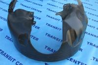 Front wheel arch liner Ford Transit Connect, left.