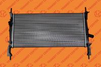 Radiator Ford Transit 2006-2013 with air conditioning