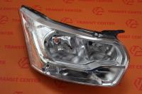 Headlamp Ford Transit 2014 right electrical