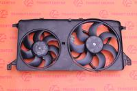 Radiator fan Ford Transit 2.2 TDCI 2006