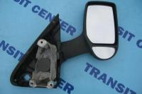 Right long arm manual mirror Ford Transit 2000-2013