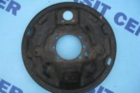 Anchor plate left rear axle Ford Transit 2000-2006