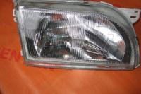 Headlight right Ford Transit 1991-2000, electric