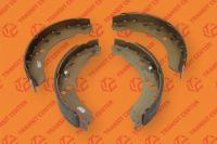 Brake shoe set 14'' Ford Transit 1986-1991
